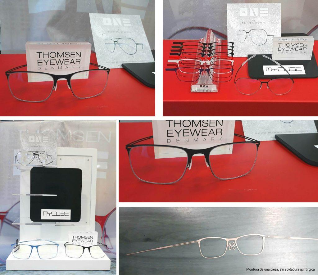 Montura \'ONE\' de Thomsen Eyewear - Òptica Bogas
